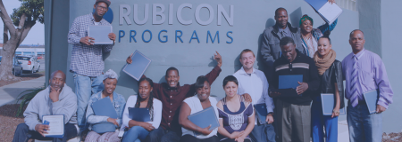 Last year, Rubicon Changed 1,326 Lives